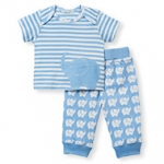 Elephant Parade Boy's Pant Set
