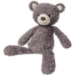 Grey Putty Bear  17""