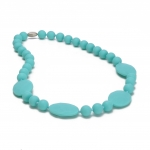Turquoise Perry Teething Necklace