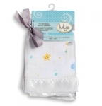Dreamland Muslin Cotton Security Blankets