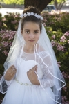 Summer First Communion Veil