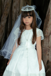 Valentina First Communion Veil