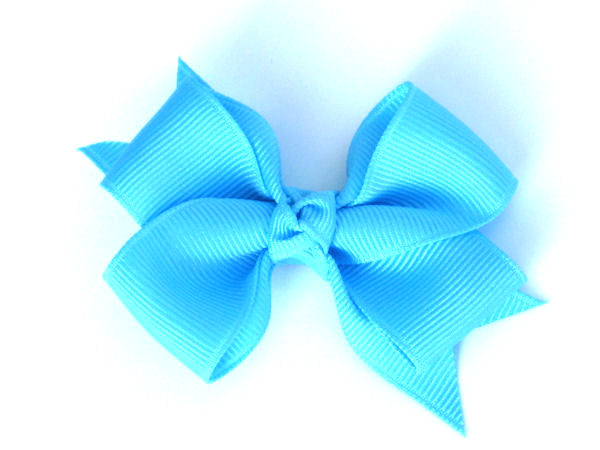 Mystic Blue Betsy Bow