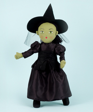 Wicked Witch Of The West Cloth Doll