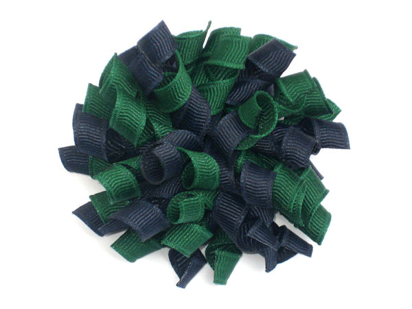Navy and Forest Green Korker