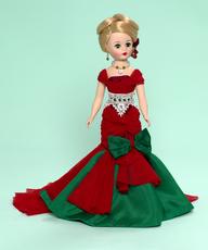 Swell Madame Alexander Christmas Dolls Easy Diy Christmas Decorations Tissureus