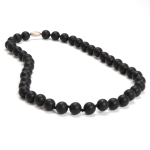 Black Jane Teething Necklace