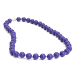 Classic Purple Jane Teething Necklace