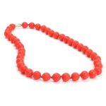 Cherry Red Jane Teething Necklace