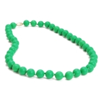Emerald Green Jane Teething Necklace