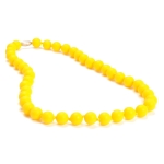 Sunshine Yellow Jane Teething Necklace