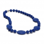 Cobalt Perry Teething Necklace