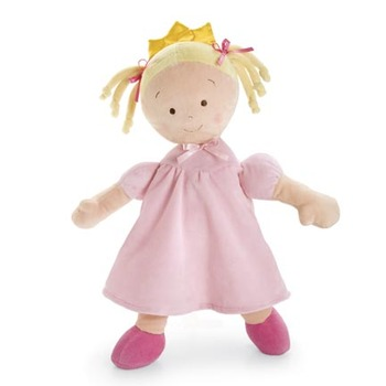 "16"" Little Princess Blonde Doll"