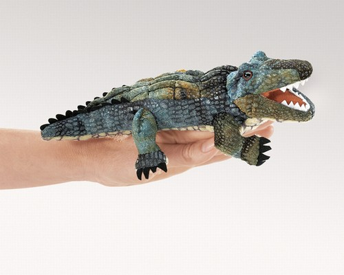 Mini Alligator Puppet